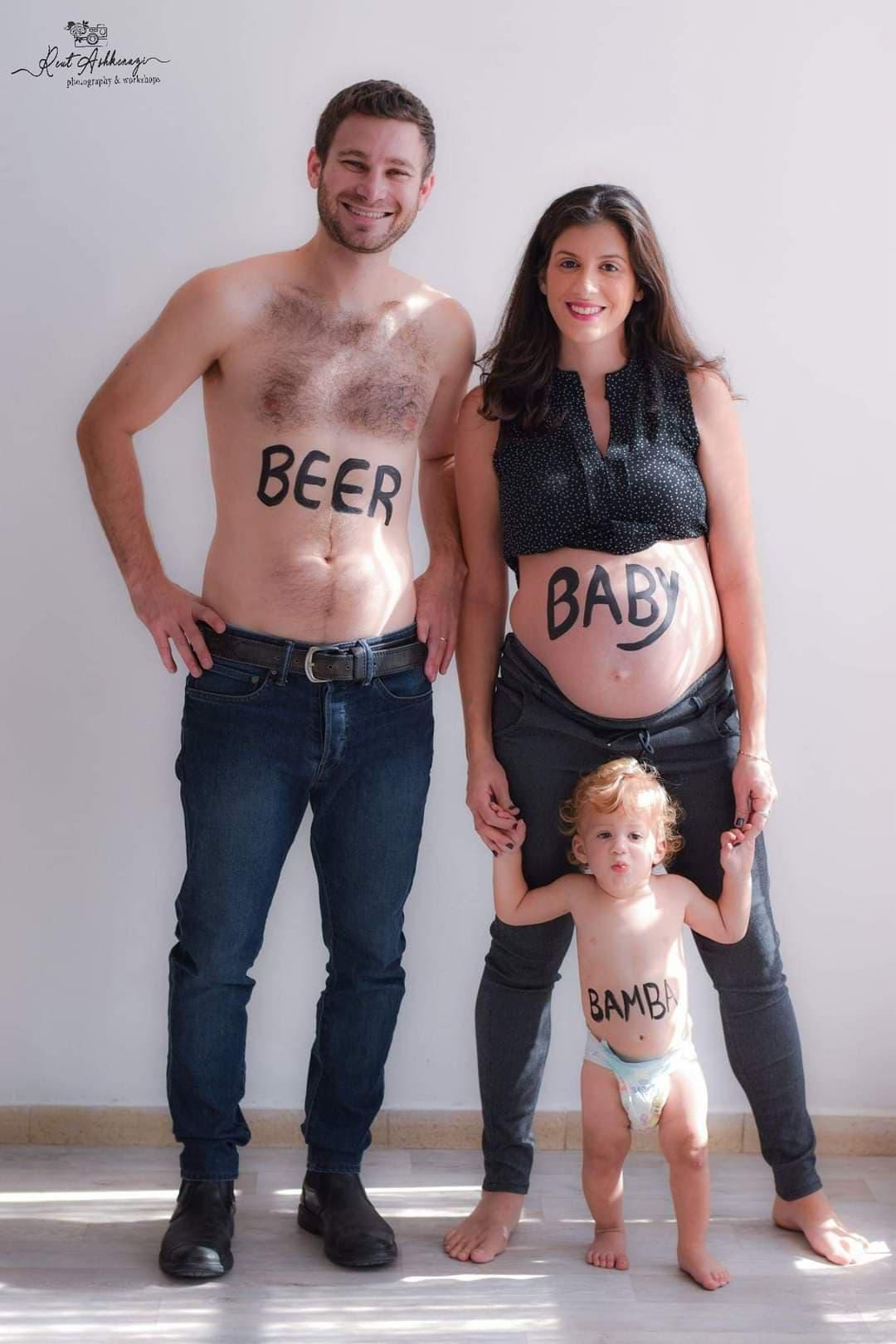 צילומי הריון מיוחדים